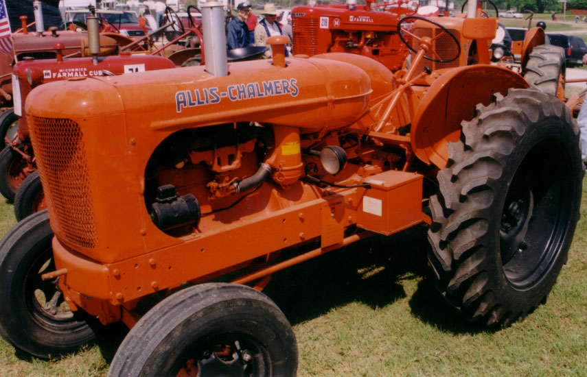 allis chalmers - photo - Bloguez.com