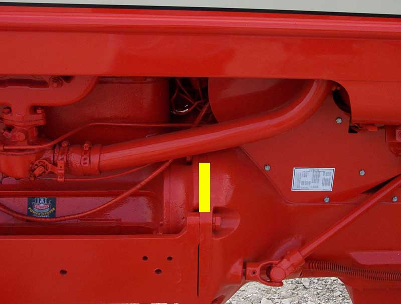 nh tractor serial numbers how to find
